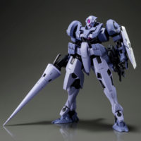 MG 1/100 GNX-609T ジンクスIII (連邦カラー) 公式画像1
