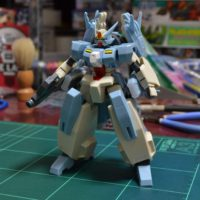 HGBD 006 1/144 GN-1001N セラヴィーガンダムシェヘラザード [Seravee Gundam Scheherazade]