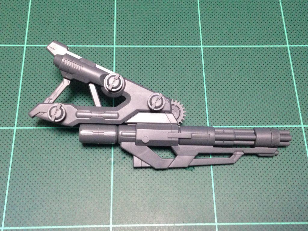 HGBC 1/144 スピニングブラスター 正面