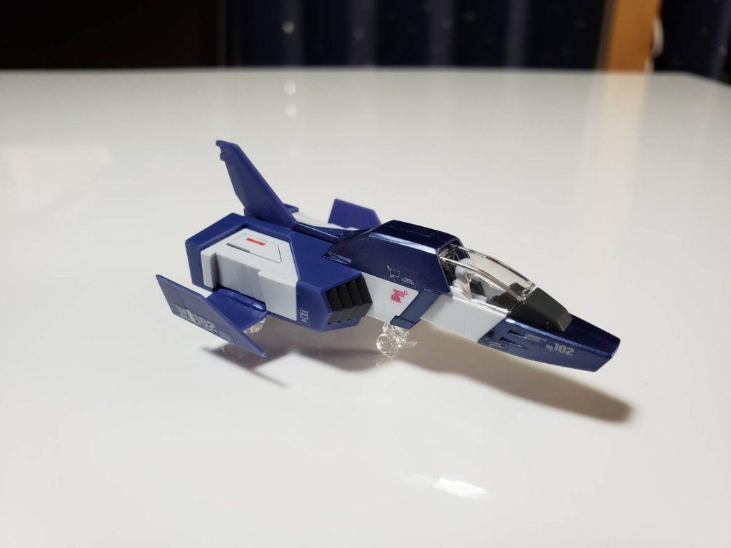MG 1/100 ガンダム Ver.3.0 サクセスオリジナルカラーモデル [Gundam Ver.3.0 Success Original Color Model] 背面