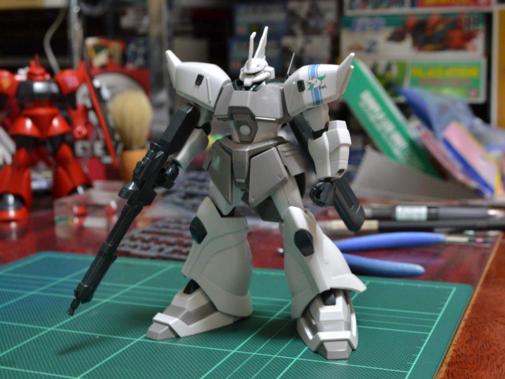 HGUC 1/144 シン・マツナガ専用ゲルググJ 正面