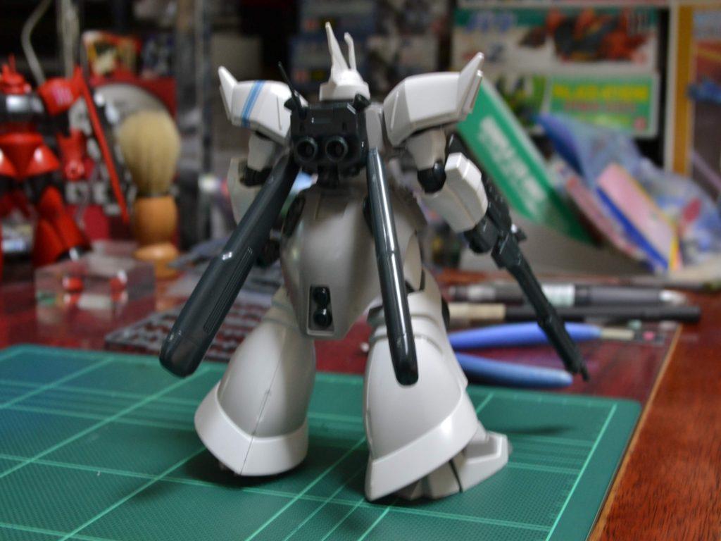 HGUC 1/144 シン・マツナガ専用ゲルググJ 背面