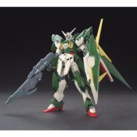 HGBF 1/144 XXXG-01Wfr ガンダムフェニーチェリナーシタ [Gundam Fenice Rinascita] 素組画像