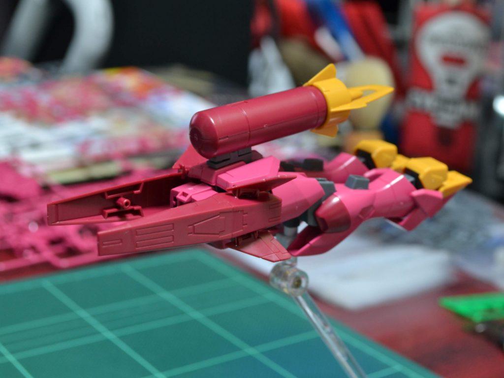 HGBD 1/144 インパルスガンダムランシエ [Impulse Gundam Lancier] 正面