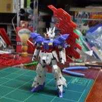 HGUC 1/144 AMS-123X-X ムーンガンダム [Moon Gundam] 5055332 4573102553324