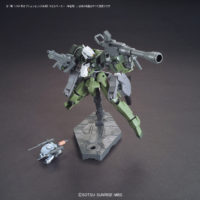 HG 1/144 MSオプションセット2&CGSモビルワーカー(宇宙用) [Mobile Suit Option Set 2 & CGS Mobile Worker Space Type] 公式画像2