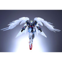 "RG 1/144 ガンダムベース東京限定 ウイングガンダムゼロ EW [クリアカラー] ""The Gundam Base Tokyo Limited Wing Gundam Zero EW [Clear Color]"" 公式画像7"