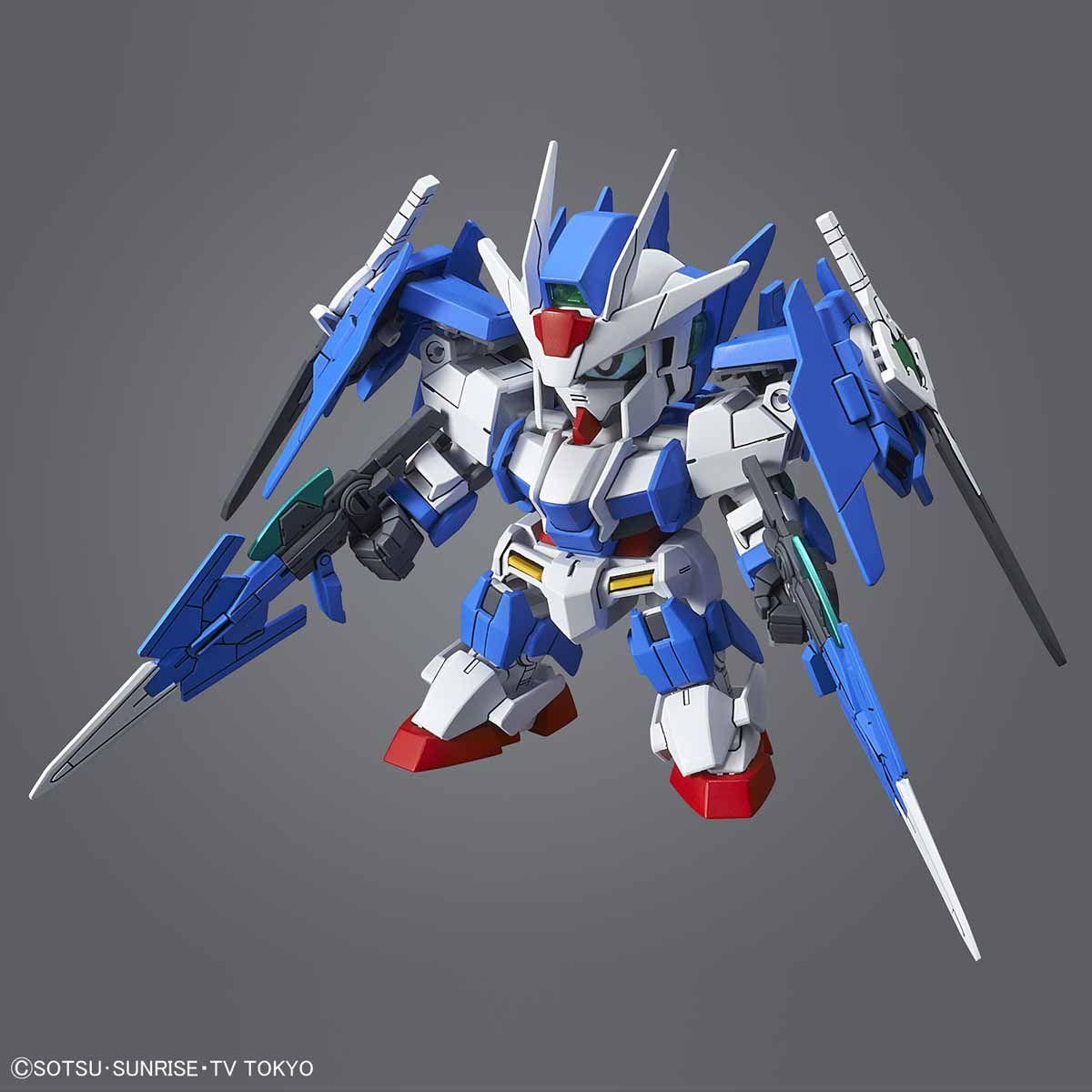 GN-0000DVR/A ガンダムダブルオーダイバーエース [Gundam 00 Diver Ace]