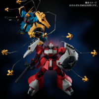 RE/100 1/100 ヤクト・ドーガ(クエス・エア機) 公式画像8