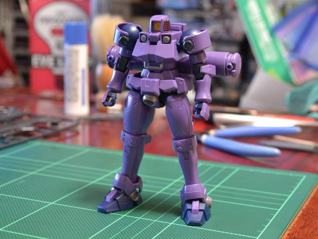 HGAC 1/144 OZ-06MS リーオー (宇宙仕様) 正面