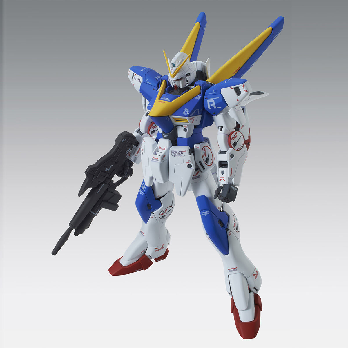 "MG 1/100 LM314V21 V2ガンダム Ver.Ka [Victory Two Gundam ""Ver.Ka""] 0203225 4549660032250"
