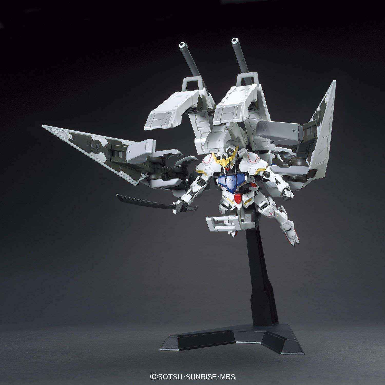 5755HG 1/144 ASW-G-08 ガンダムバルバトス&長距離輸送ブースタークタン参型 [Gundam Barbatos + Long Distance Transport Booster Kutan Type-III]