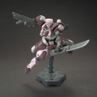 HG 1/144 STH-05/AC 百錬(アミダ機) [Amida's Hyakuren] 公式画像4
