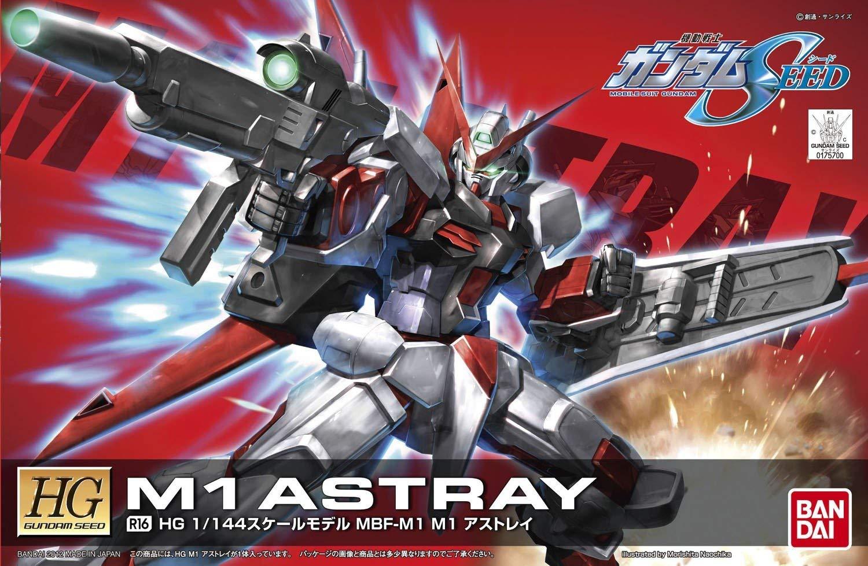HG 1/144 R16 MBF-M1 M1アストレイ [M1 Astray]