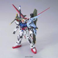 HG R17 1/144 GAT-X105+AQM/E-YM1 パーフェクトストライクガンダム [Perfect Strike Gundam] 公式画像1