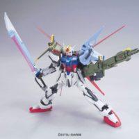 HG R17 1/144 GAT-X105+AQM/E-YM1 パーフェクトストライクガンダム [Perfect Strike Gundam] 公式画像2