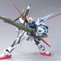 HG R17 1/144 GAT-X105+AQM/E-YM1 パーフェクトストライクガンダム [Perfect Strike Gundam] 公式画像3
