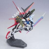 HG R17 1/144 GAT-X105+AQM/E-YM1 パーフェクトストライクガンダム [Perfect Strike Gundam] 公式画像4