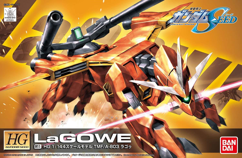 HG 1/144 R11 TMF/A-803 ラゴゥ [LaGOWE] 4543112753014