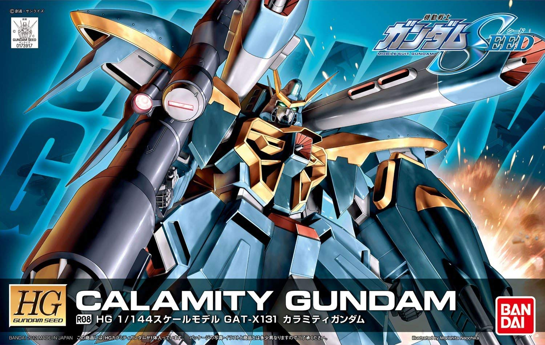 HG 1/144 R08 GAT-X131 カラミティガンダム [Calamity Gundam]
