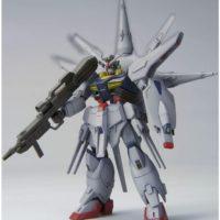 HG 1/144 R13 ZGMF-X13A プロヴィデンスガンダム [Providence Gundam] 素組画像
