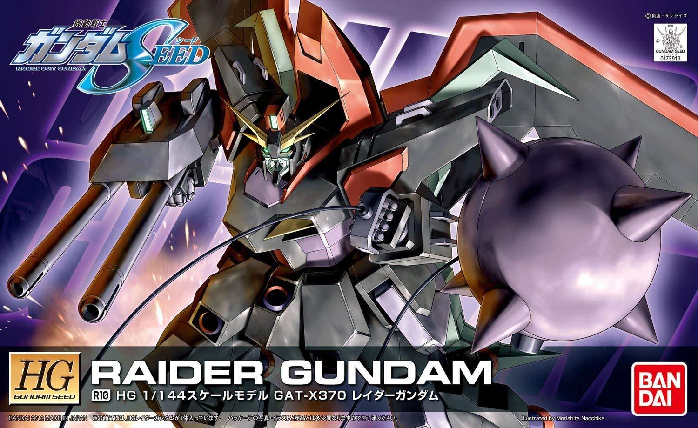 HG 1/144 R10 GAT-X370 レイダーガンダム [Raider Gundam]