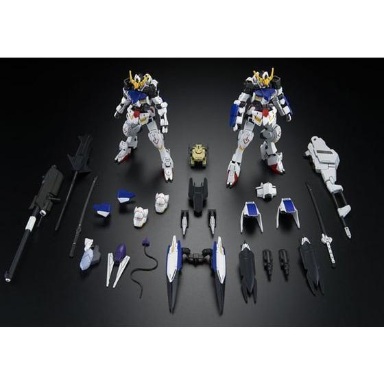 27231HG 1/144 ASW-G-08 ガンダムバルバトス コンプリートセット [Gundam Barbatos Complete Set]