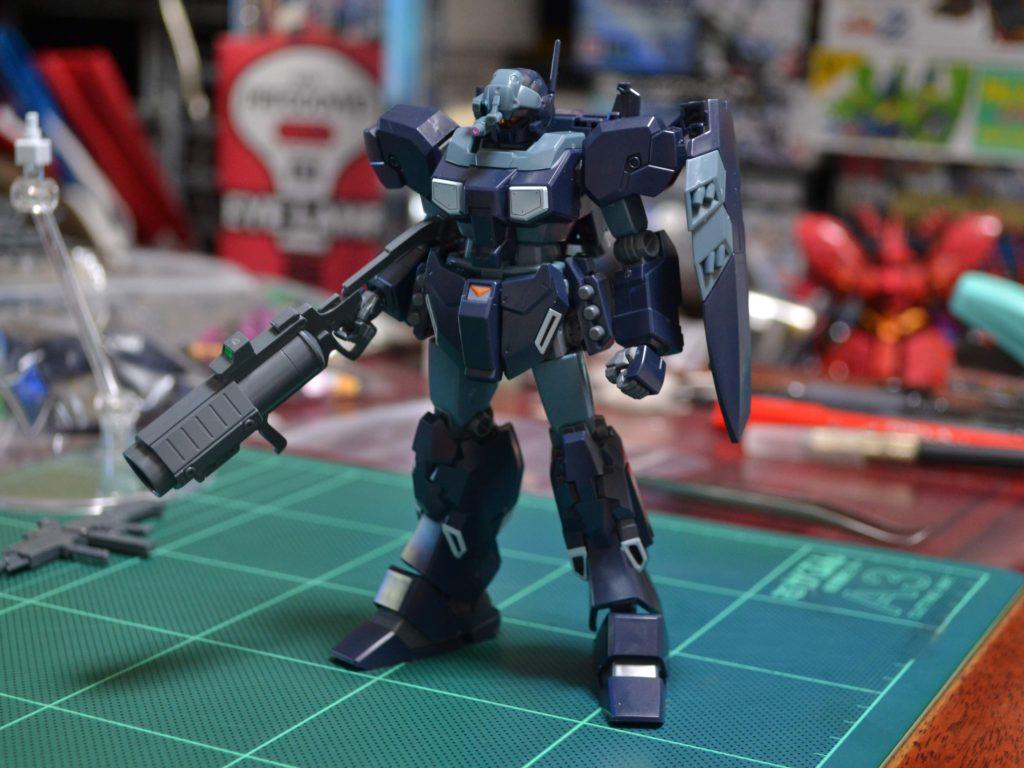 HGUC 1/144 RGM-96X ジェスタ (シェザール隊仕様 B&C班装備) 正面