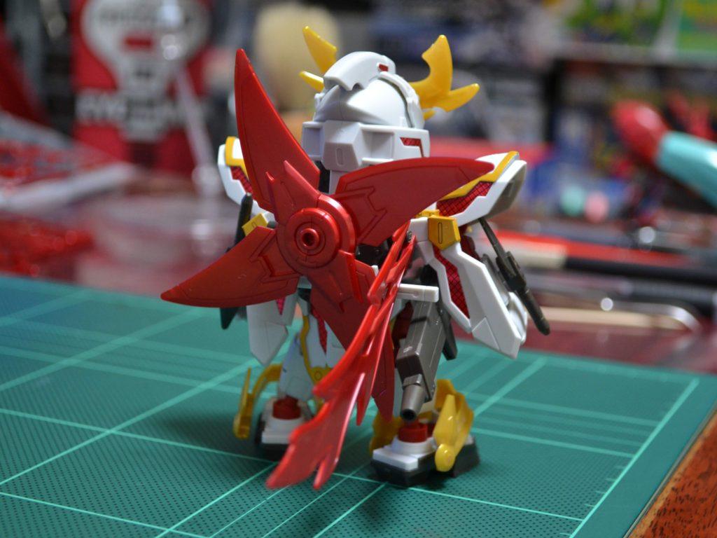 SDBD RX-零丸(アールエックスぜろまる) 背面