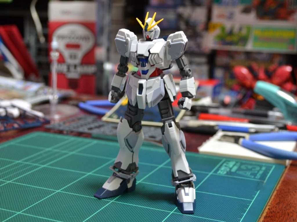 HGUC 1/144 RX-9/A ナラティブガンダム A装備 正面