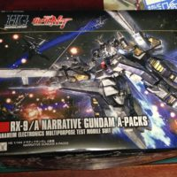 HGUC 1/144 RX-9/A ナラティブガンダム A装備 [Narrative Gundam A-Packs]