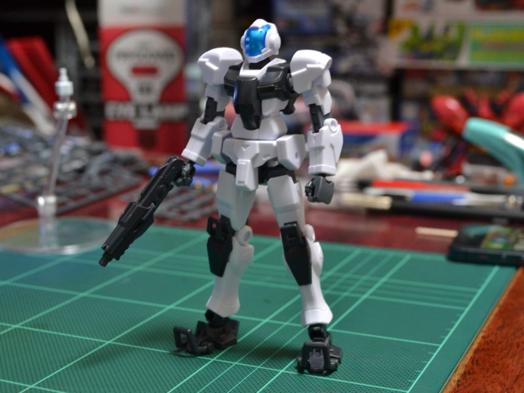 GBN-ガードフレーム 正面