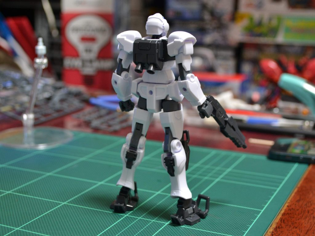 GBN-ガードフレーム 背面