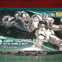 HGBD 1/144 GBN-ガードフレーム