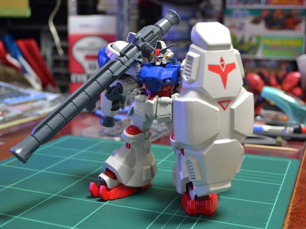 HGUC 1/144 RX-78GP02A ガンダムGP02A サイサリス [Gundam GP02A] 正面