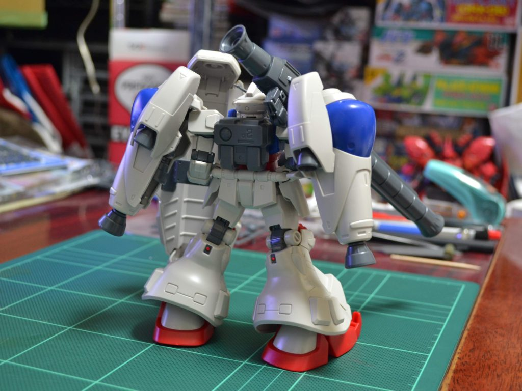 HGUC 1/144 RX-78GP02A ガンダムGP02A サイサリス [Gundam GP02A] 背面