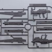 MG 1/100 G.H.L-M.A.D GUN(ガンダムホビーライフ014付録) 公式画像1
