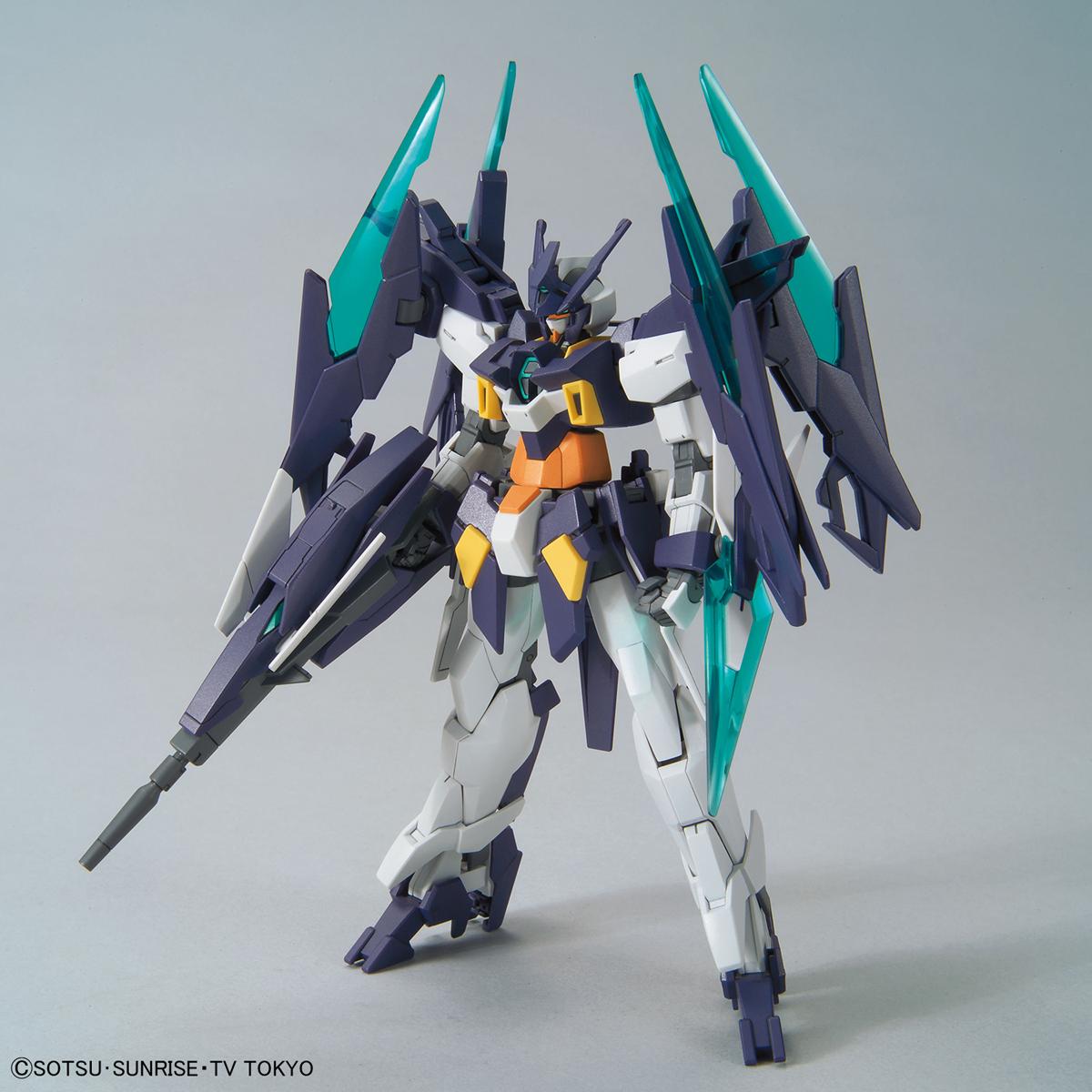 65702HGBD 001 1/144 ガンダム AGEII マグナム [Gundam AGEII Magnum] 0225725 5059237 4549660257257 4573102592378