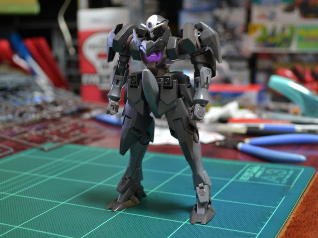GNX-803T ジンクスIV (指揮官機)[GN-XIV Commander Type] 正面