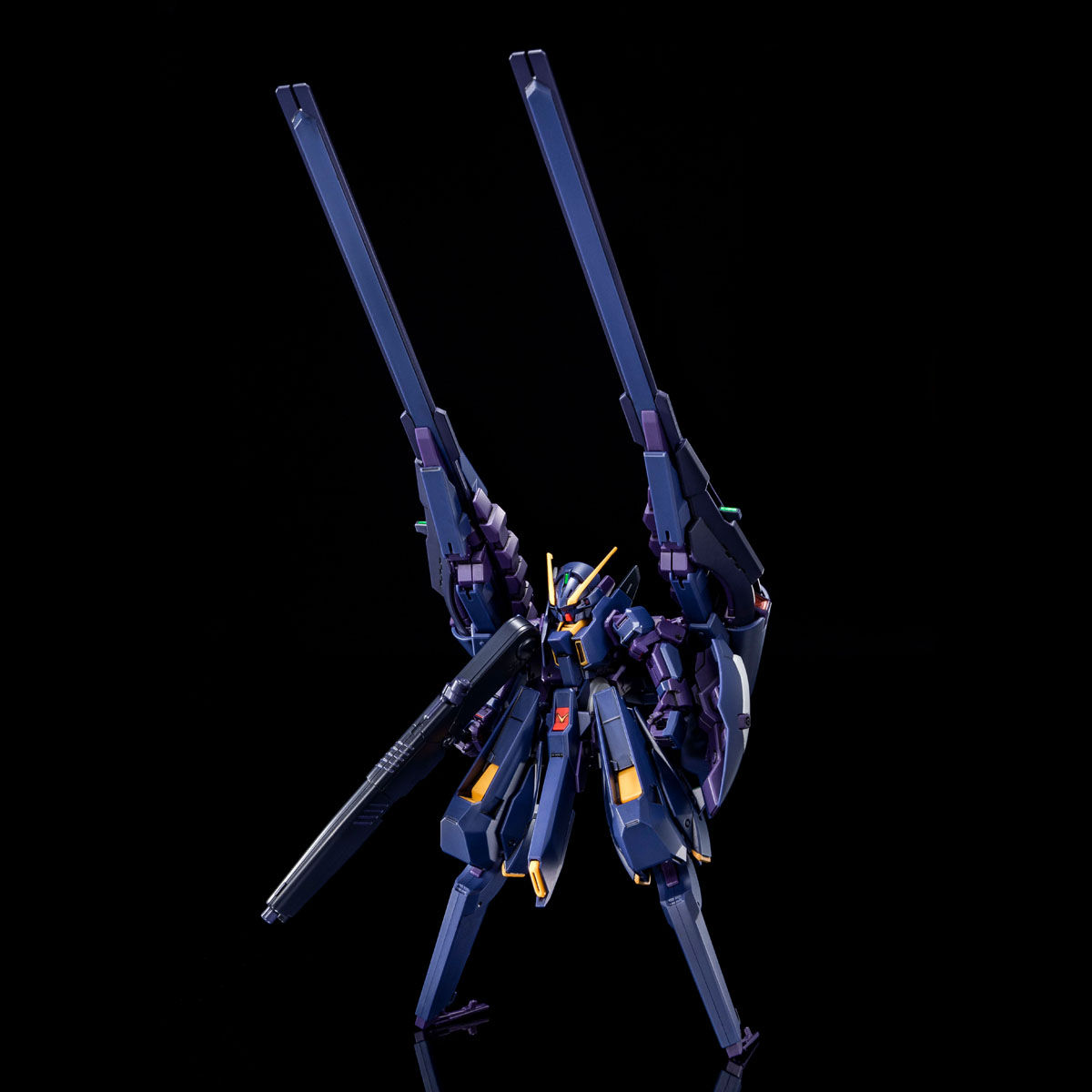 RX-124 ガンダムTR-6〈ヘイズルII〉 [Gundam TR-6 (Hazel II)]