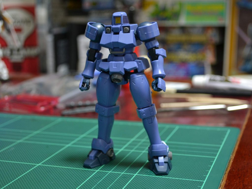 OZ-06MS リーオー[OZ財団所属機] [Leo Space Type OZ Custom] 正面