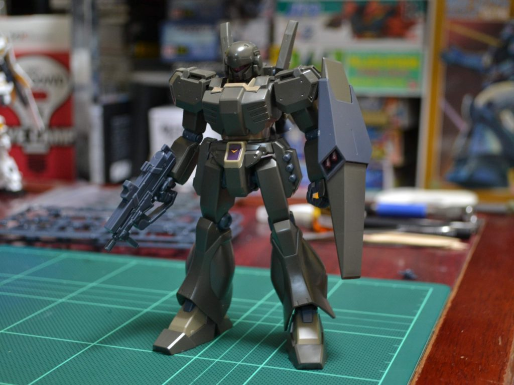 RGM-89D-ESC ジェガンD型 護衛隊仕様 [Jegan Type-D (Escort Type)] 正面