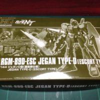 HGUC 1/144 RGM-89D-ESC ジェガンD型(護衛隊仕様) [Jegan Type-D (Escort Type)]