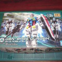 HGBD 1/144 GBN-ベースガンダム