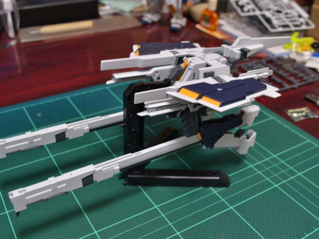 HGUC 1/144 FF-X29A Gパーツ[フルドド] 背面