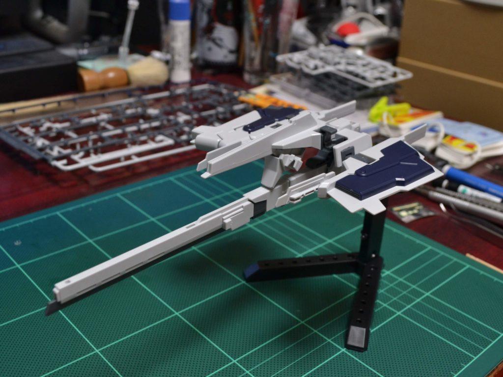 HGUC 1/144 FF-X29A Gパーツ[フルドド] 正面
