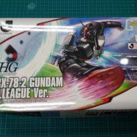 HG 1/144 RX-78-2 ガンダム JリーグVer. 4573102603562
