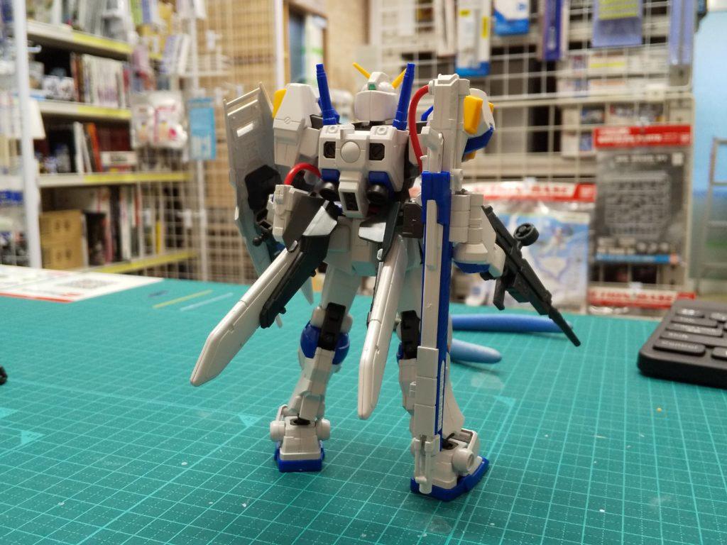 "RX-78-4[Bst] ガンダム4号機[Bst] [Gundam Unit 4 ""G04"" [Bst]] 背面"