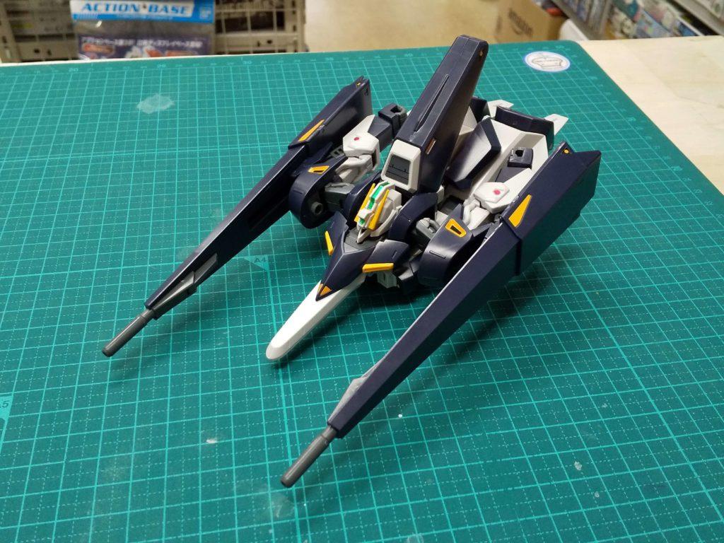 ORX-005 ギャプランTR-5〈フライルー〉 2号機 正面