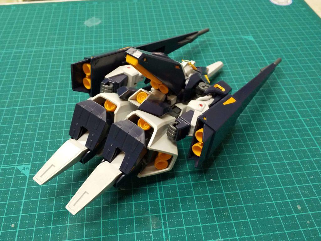 ORX-005 ギャプランTR-5〈フライルー〉 2号機 背面